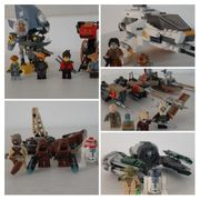 Lego Set Star wars Ninjago