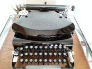 Antike Schreibmaschine Arco Modell D