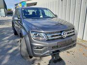 VW Amarok V6 TDI Highline