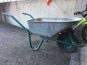Schubkarre limex 100 Liter