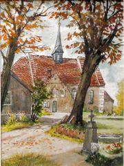 Rudolf Kanka - Kunstmaler aus Meissen- ORIGINAL