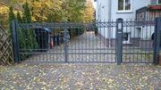 Metallzaun aus Polen Tor Gelander