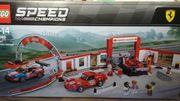 Lego Ferrari Ultimate Garage 75889