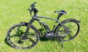 E-Bike Cross Country fast neu