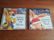 Felix der kleine Hase - Weihnachtsbriefe