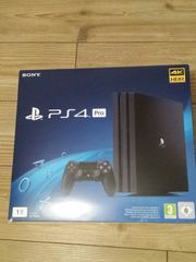 PS4 Pro cuh-7216b 1 TB