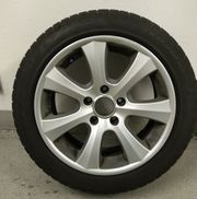 4x BMW Winterreifen Alufelge Pirelli