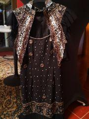 Schickes Damen Kleid mit Bolero
