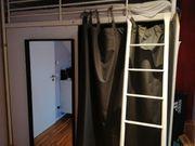 Hochbett Ikea mit integrierter Ankleide