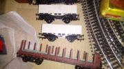Kleinbahn Waggons