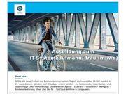 Auszubildender zum IT-Systemkaufmann m w