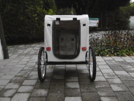 Fahrrad-Anhänger Hundetransport Typ Croozer Dog: Kleinanzeigen aus Aulendorf - Rubrik Buggys, Sportwagen
