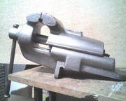 Schraubstock Schwer Bachenbreite 140 mm