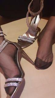 High heels mit Dangling