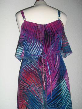 Damenbekleidung - Neues schönes Sommerkleid Partykleid Strandkleid