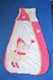 Sterntaler Kinderschlafsack Fee für Mädchen