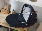Babybett Trageschale Kinderwagenaufsatz