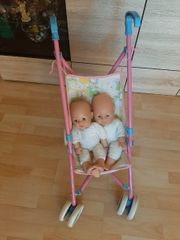 Puppenwagen Baby born one Puppen
