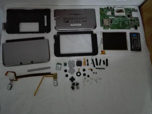 Nintendo 3DS XL Ersatzteile