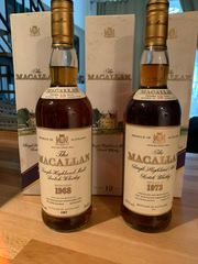 Sammler kauf Whisky - ältere und
