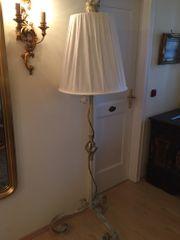 Stehlampe Schmiedeeisen Handarbeit 180 cm