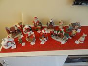 Advents Weihnachtsdeko für Innenbereich mühsam