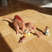 Playmobil Dino Mutter mit kids