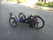 Liegerad Trike Kmx Viper Neuwertig