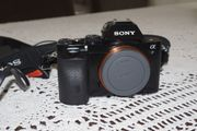 Sony Alpha 7 ILCE Digitalkamera
