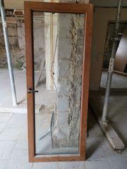 zweiflügelige Balkontür