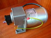 DC Getriebemotor GIN RE ELECTRIC MOTORS