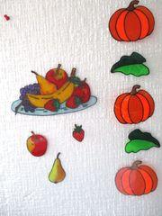 Verschiedene Obstketten