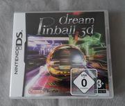 Dream Pinball 3D Nintendo DS