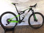 HEAD Mountain Bike Fully Carbon