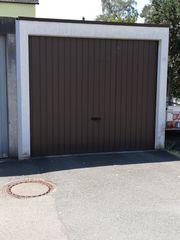 Garage in Nürnberg-Reichelsdorf ab 01