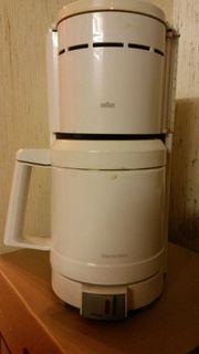 Filterkaffeemaschine Braun Aromaster