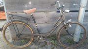 Verkaufe Scheunenfund NSU Damenfahrad