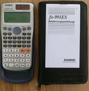 Schutztasche für Taschenrechner aller Hersteller