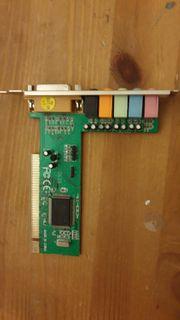 Soundkarte PCI