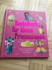 Bastelbuch für kleine Prinzessin