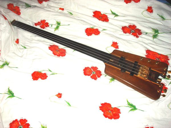 Warwick Nobby Meidel Bass