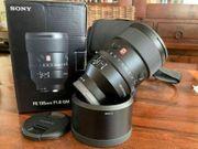 Sony 135mm 18 GM