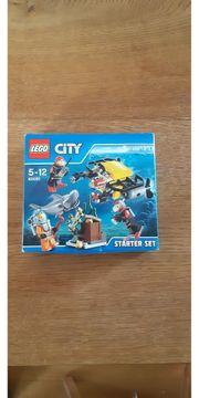 Lego City 60091 Taucher Starter