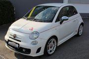 Abarth Fiat 500 aus zweiter