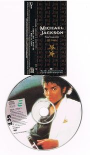 CD - Michael Jackson - Tour Souvenir