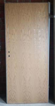 Zimmertüren mit Zarge in Eiche