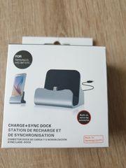 Dockingstation Micro USB Charge Sync