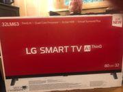 LG Smart TV AI thing