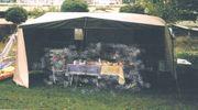 Vordach Wohnwagen