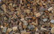 Trockenes Brennholz 33 cm gespalten